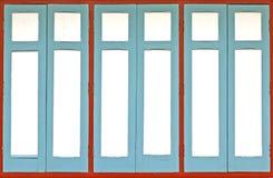 Vintage window frame Royalty Free Stock Images