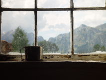 Vintage Window II Royalty Free Stock Images