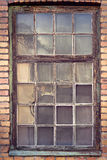 Vintage window Stock Photo