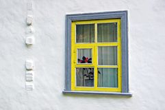 Vintage windows Stock Photos