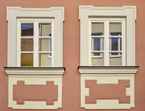 Vintage windows, Bamberg, Germany Stock Images
