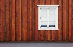 Vintage windows - Scandinavia Stock Photo