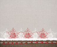 Vintage winter backgrounds Royalty Free Stock Photos