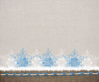 Vintage winter backgrounds Royalty Free Stock Photo