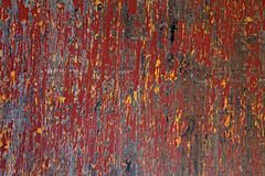 Vintage wood background, grunge, scratched and weathered Stock Photography
