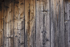 Vintage Wood background texture. Old painted wood grunge planks background texture brown and grey closeup different shades of brown and grey Stock Images