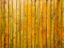 Vintage wood background texture. Painted Royalty Free Stock Photos