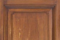 Vintage wood door. Closeup shot royalty free stock photography