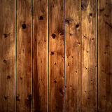 Vintage wood panels Stock Images