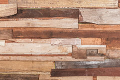 Vintage of wood plank background Royalty Free Stock Photography