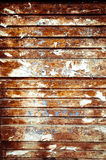 Vintage Wood plank brown texture Stock Photography