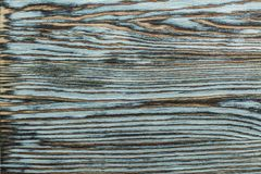 Vintage wood surface top view Royalty Free Stock Photography