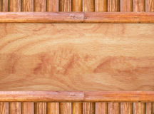 Vintage wood texture, background old panels Royalty Free Stock Photography