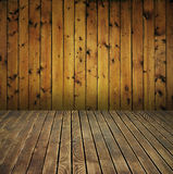 Vintage wood texture interior Royalty Free Stock Photo