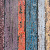 Vintage Wood Wall For  background Stock Images
