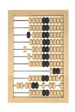 Vintage wooden abacus Stock Photo