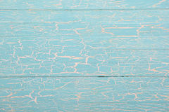 Vintage wooden background with cracked paint Stock Photos