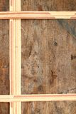 Vintage background. Vintage wooden background with stripes Royalty Free Stock Images
