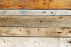 Vintage wooden background Royalty Free Stock Photos