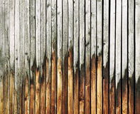 Vintage wooden background. Wallpaper texture. Retro style Stock Photography