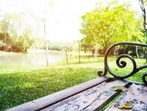 Vintage Wooden Garden Bench Stock Photos 3 653 Images
