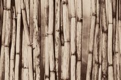 Vintage Wooden Cane Background Royalty Free Stock Image