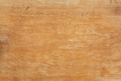 Vintage wooden cutting board background Royalty Free Stock Photo