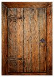 Vintage wooden door Stock Images