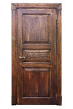 Vintage wooden door Stock Image