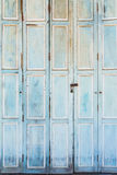 Vintage wooden door Royalty Free Stock Photography
