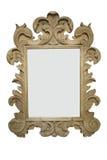 Ornate Frame Copper Patina Stock Images - Image: 34459014