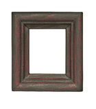 Vintage wooden frame Stock Images