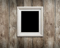 Vintage wooden frame Royalty Free Stock Photos