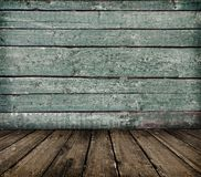 Vintage wooden interior Royalty Free Stock Photo