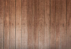 Vintage Wooden Panel With Vertical Planks And Gaps. Royalty Free Stock Image