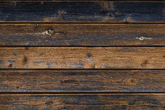Vintage wooden plank, background texture Royalty Free Stock Photos