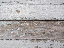 Vintage wooden planks as a background. Horizontal Royalty Free Stock Photo