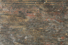 Vintage wooden texture with relief Stock Photo