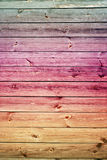 Vintage wooden wall Royalty Free Stock Photo
