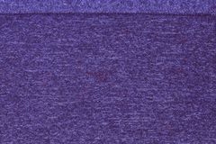 Vintage woolen with seam background Royalty Free Stock Photography