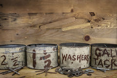 Free Vintage Workshop Background Stock Image - 37697531