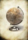 Vintage world globe background Royalty Free Stock Images