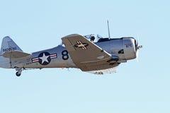Vintage World War II Aircraft Royalty Free Stock Image