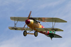 Vintage WW1 aircraft Royalty Free Stock Photography