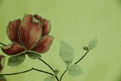 Vintage y extracto del papel pintado del papel de empapelar de los detalles Fotografía de archivo