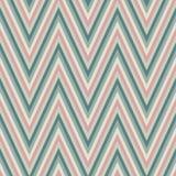 Vintage zigzag chevron pattern Stock Image