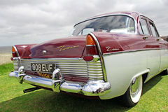 Vintage zodiac car Royalty Free Stock Photos