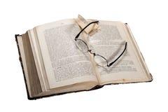 Vintagebook Стоковые Фотографии RF