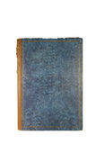Vintagge book cover. Vintage textured book cover isolated in white background Royalty Free Stock Photos