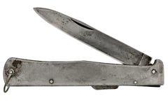 Vintagr pocket knife Stock Photo
